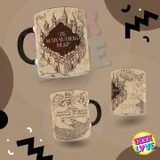 Caneca Geek Love - Harry Potter - Hogwarts