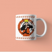 Caneca Geek Love Naruto