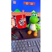 Caneca Geek Love Super Mario 3d World