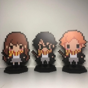 Kit Action Figure Pixel Harry Potter