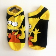 Meia Barney Simpson - Simpsons (Modelo 2)