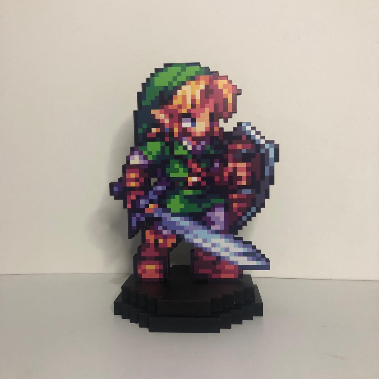 Action Figure Pixel Zelda
