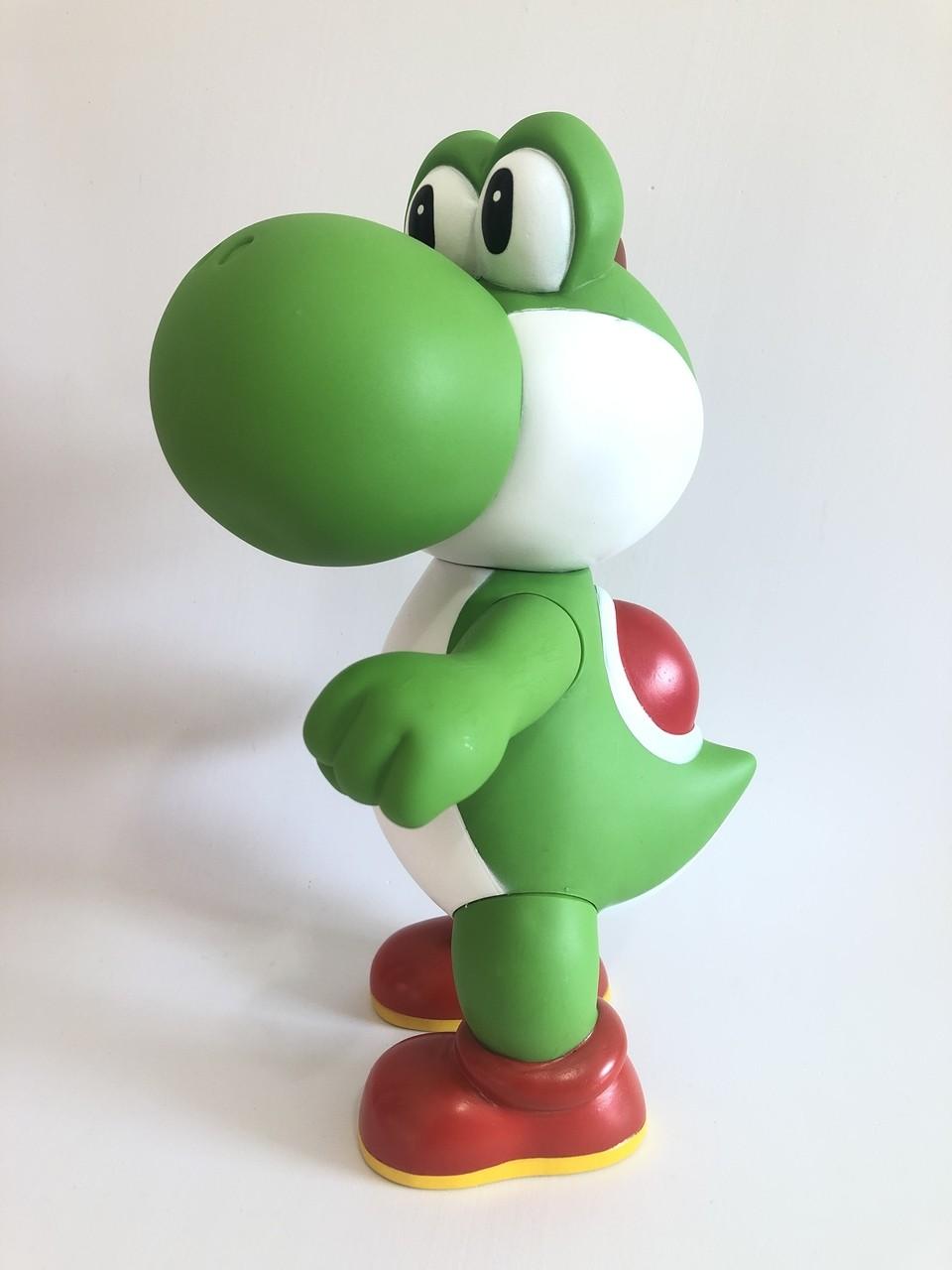 Boneco Action Figure Super Mario - Yoshi