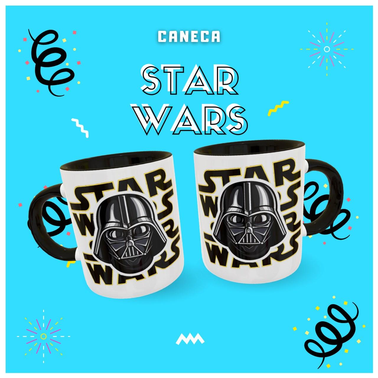 Caneca Geek Love Star Wars Título