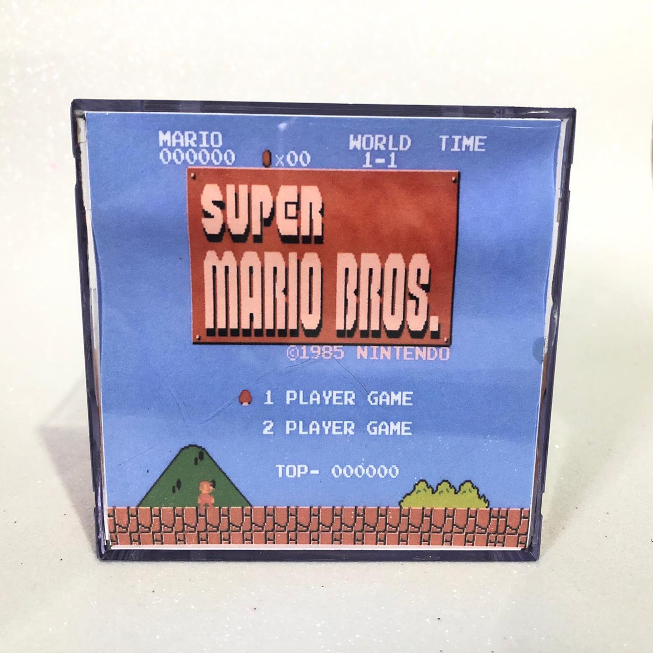 Geek Love Cubo - Super Mario Bros.