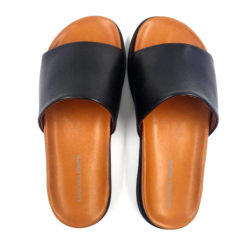 Sandália Slide Casual - 0001