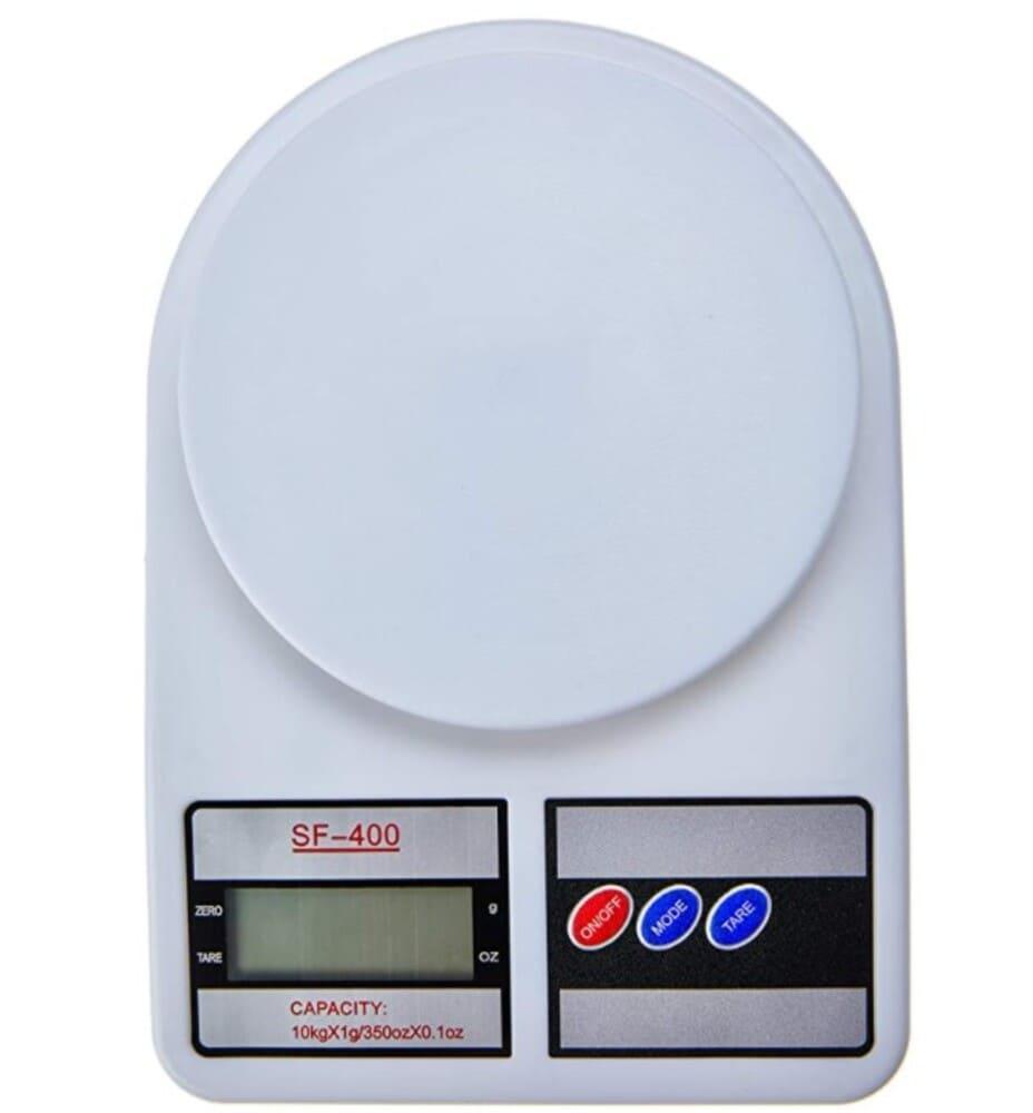 Balança De Cozinha Digital Alta Precisão até 10kg