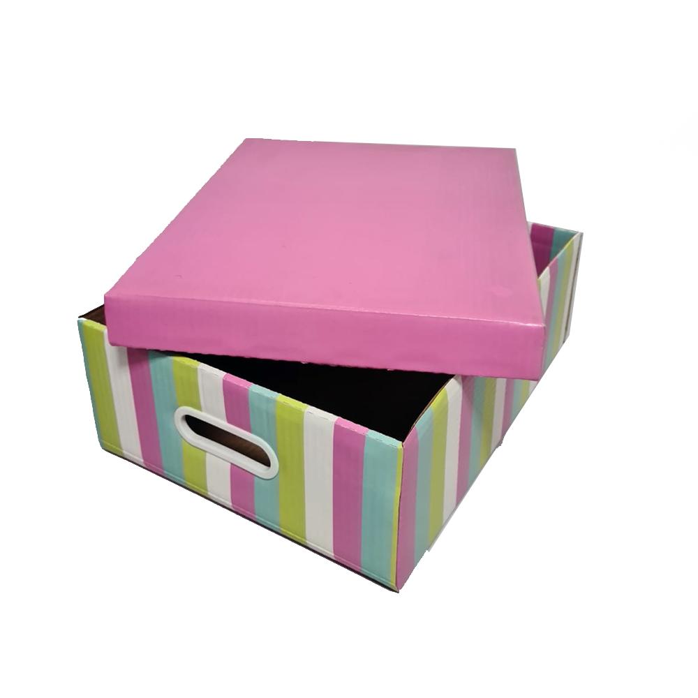 Caixa de Papelão  Organizadora Pequena - G7M