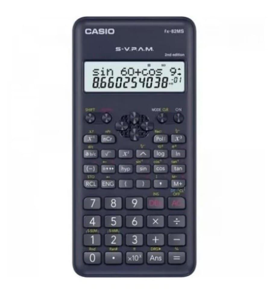 Calculadora Científica Fx-82ms Casio Original