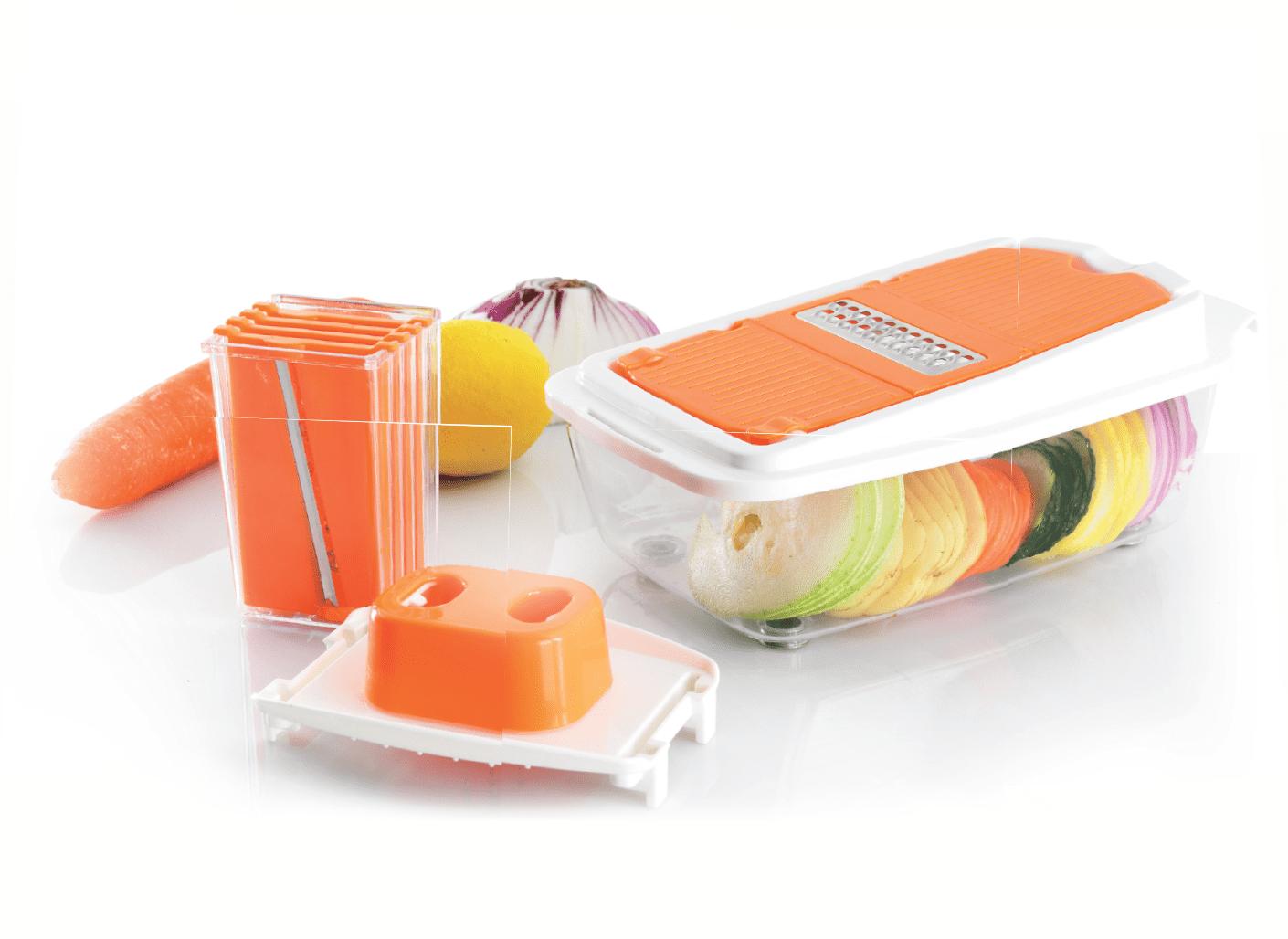 Cortador Fatiador Mandoline Alimentos Legumes Frutas -b413-c