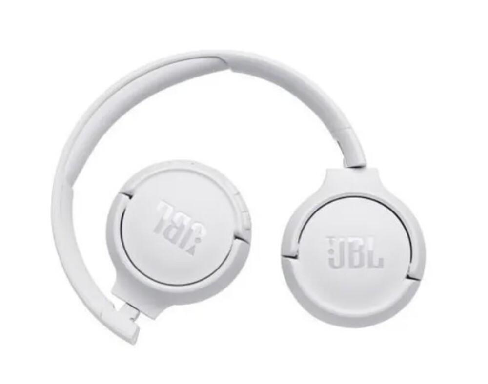 Fone Jbl T500bt Bluetooth Tune 500bt Branco