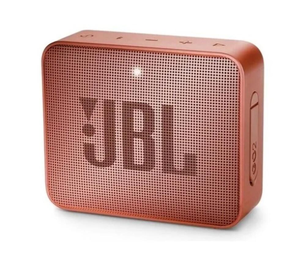 Jbl Go 2 Alto-falante Portátil Com Bluetooth Vermelho
