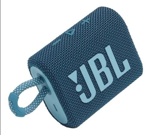 JBL GO 3 Azul Original Prova de agua