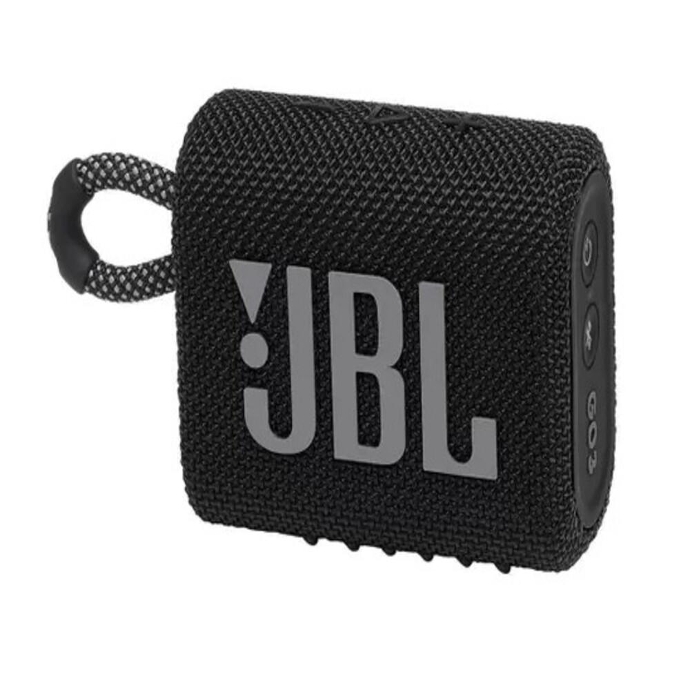 JBL GO 3 Preto Original Prova de agua