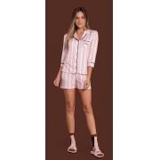 pijama short with love