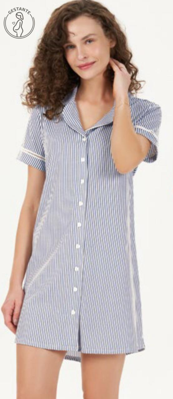 camisola manga curta