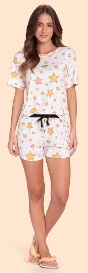 pijama all print into the stars
