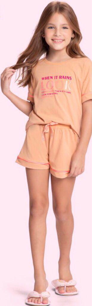 pijama comfort infantil rainbow maker