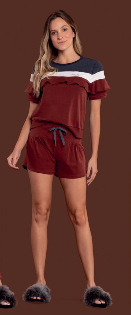 pijama curto share joy