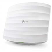 ACCESS POINT WIRELESS GIGABIT MU-MIMO MONTÁVEL EM TETO 2.4GHZ E 5GHZ AC1750 EAP245 SMB