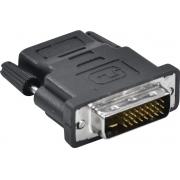 ADAPTADOR DVI MACHO X HDMI FEMEA AHF-DVI - PC / 5