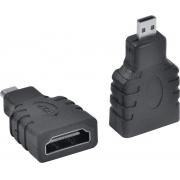 ADAPTADOR MICRO HDMI MACHO X HDMI FÊMEA AH-MCH - PC / 5