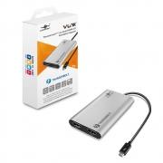 ADAPTADOR THUNDERBOLT 3 PARA DUAL HDMI 2.0 - CB-TB3HD142 VANTEC