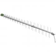 ANTENA CELULAR FULLBAND 15DBI 700MHZ ATÉ 2600MHZ 3G/4G PQAG-5015 LTE