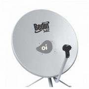Antena Parabólica Banda KU BE-75CM BEDINSAT - CX / 4