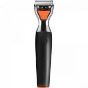 Barbeador Multiblade 3x1 Bivolt EB024 Preto/Laranja MULTILASER