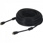 Cabo HDMI 1.4 3D Com Filtro HDF-106/20M Preto FORTREK