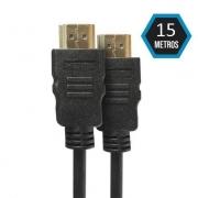 CABO HDMI 4K 2.0 15MTS PROELETRONIC CAHD-2000/15