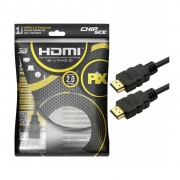 CABO HDMI PIX 2.0 4K 1MT 018-2221