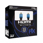 CABO HDMI PIX 2.0 4K 20MT 018-2020
