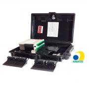 CAIXA CTO MONTADA C/ SPLITTER BOX 1X8 APC GMF-OF03001-16C-8P