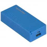 CARREGADOR PORTÁTIL POWER BANK 4000MAH CABO MICRO USB INCLUSO CB097, CORES SORTIDAS SEM OPÇÃO