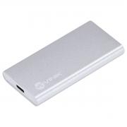 CASE EXTERNO PARA SSD MSATA CONEXÃO USB TIPO C / TYPE C 3.1 PARA USB - CS25-A31