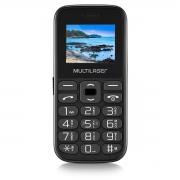 CELULAR VITA TELA 1.8 DUAL CHIP 2G USB BLUETOOTH PRETO - P9120