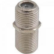 Emenda 1+1 Jack F Fêmea Metal com Porca EMDF0002 STORM - PCT / 100