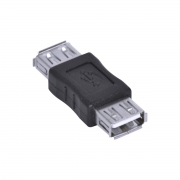 EMENDA USB 2.0 FÊMEA - AUSBF