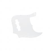 Escudo Baixo Jazz Bass Branco 1 Camada Dolphin