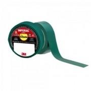 Fita Isolante 18mm x 10m IMPERIAL Verde 3M - PCT / 10