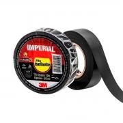 FITA ISOLANTE IMPERIAL 18MM 10 METROS PRETA - PC / 10