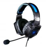 FONE HEADSET 7.1 GAMER USB 320GS PRETO
