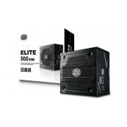 FONTE ELITE V3 500W - PFC ATIVO - MPW-5001-ACAAN1-WO