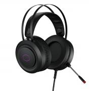 HEADSET GAMER CH321 - RGB - DRIVER DE 50MM - CH321