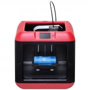IMPRESSORA 3D FINDER - 140X140X140MM - 1 EXTRUSORA - PLATAFORMA REMOVÍVEL - WIFI - NIVELAMENTO AUXILIADO
