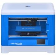 IMPRESSORA 3D INVENTOR - 230X150X160MM - 2 EXTRUSORAS - PLAT. AQUECIDA - WIFI - CÂMARA FECHADA - RESUME PRINT - CÂMERA