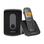 INTERFONE E TELEFONE SEM FIO COM RAMAL EXTERNO TIS 5010