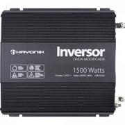 Inversor de Onda Modificada 1500W 12VDC/220V PW12-15 HAYONIK
